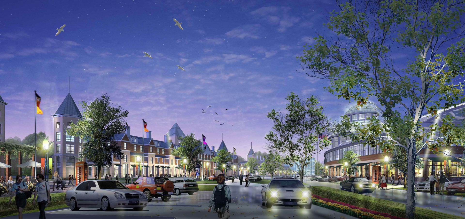 Town of Riverhead Riverfront Downtown Redevelopment