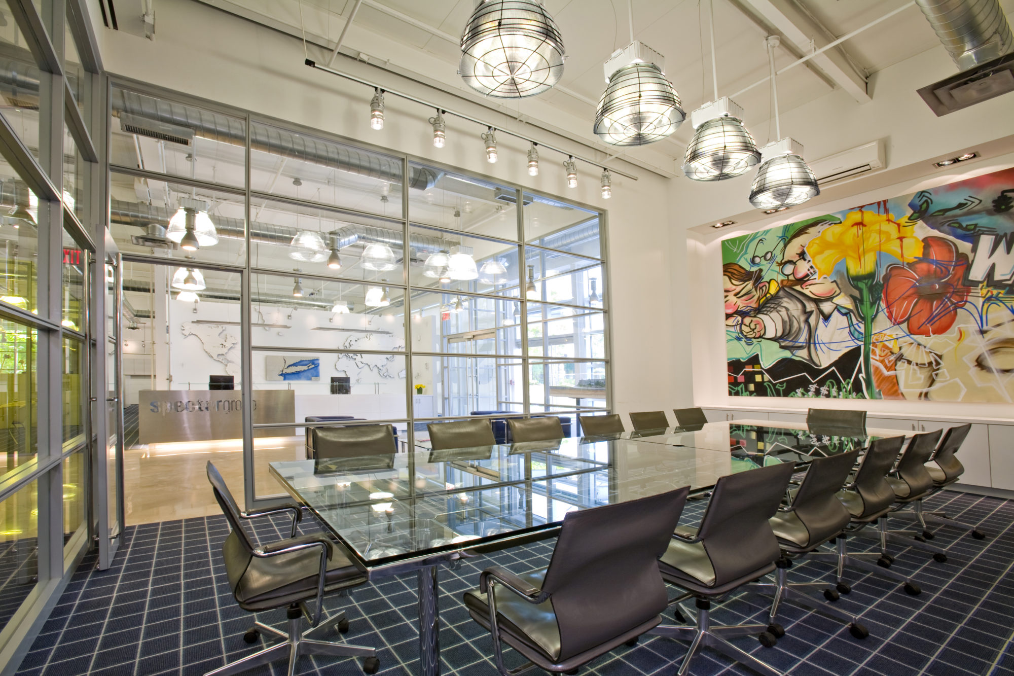 Spector Group Woodbury Offices