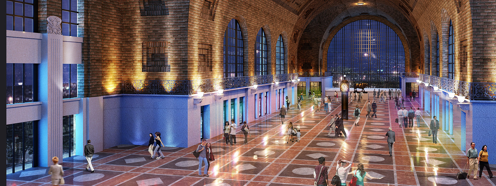Rebirth of the Buffalo Central Terminal