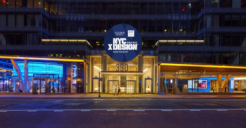 JPMorgan Chase 390 Madison Flagship