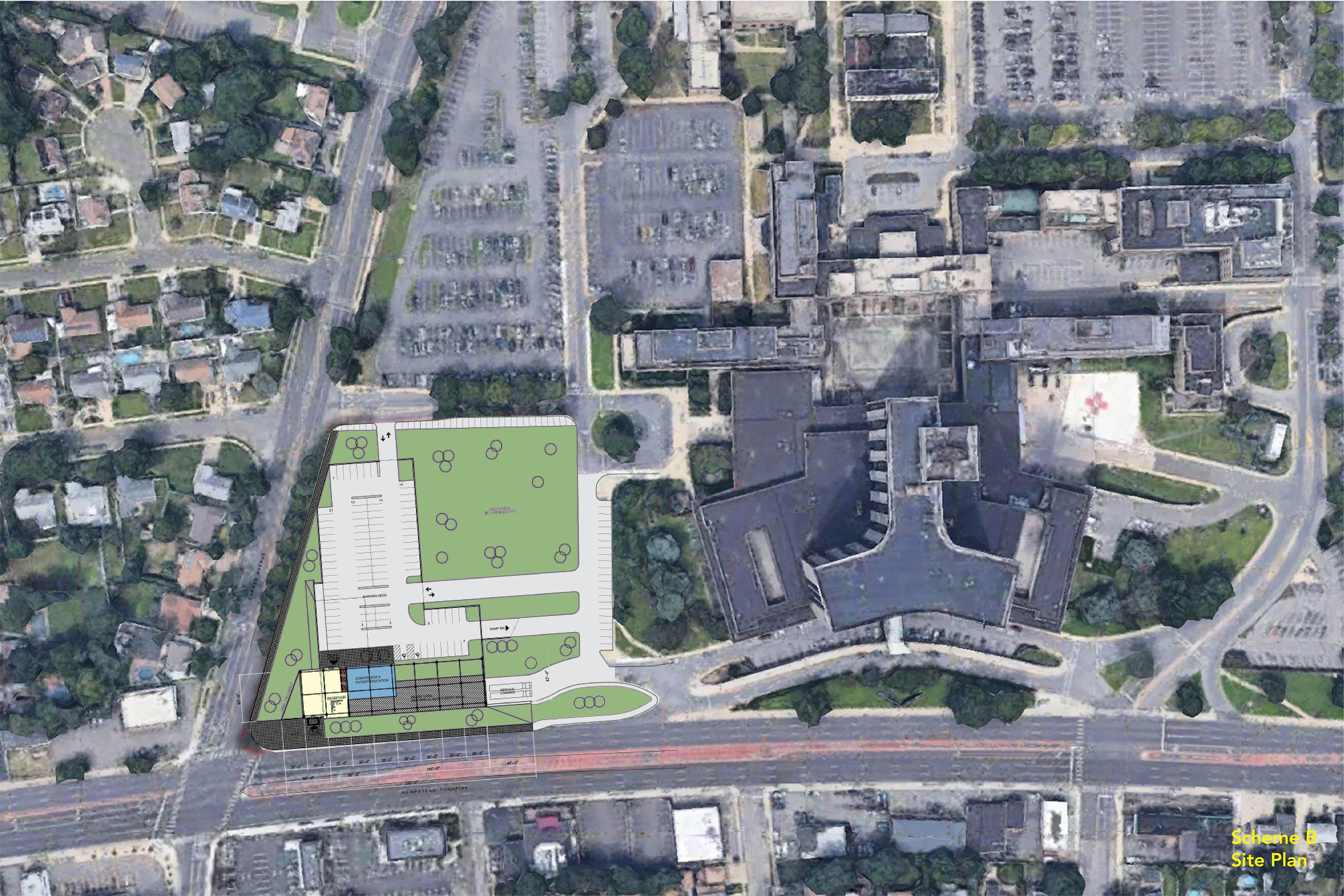 Nassau University Medical Center New Ambulatory Pavilion
