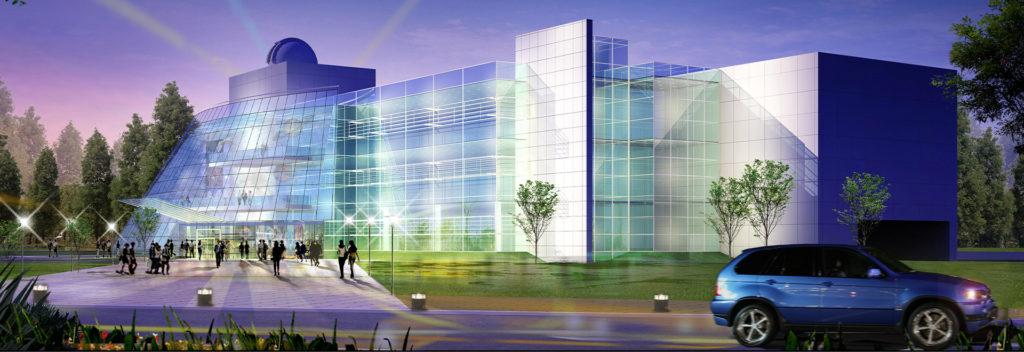SCCC Life Sciences Center