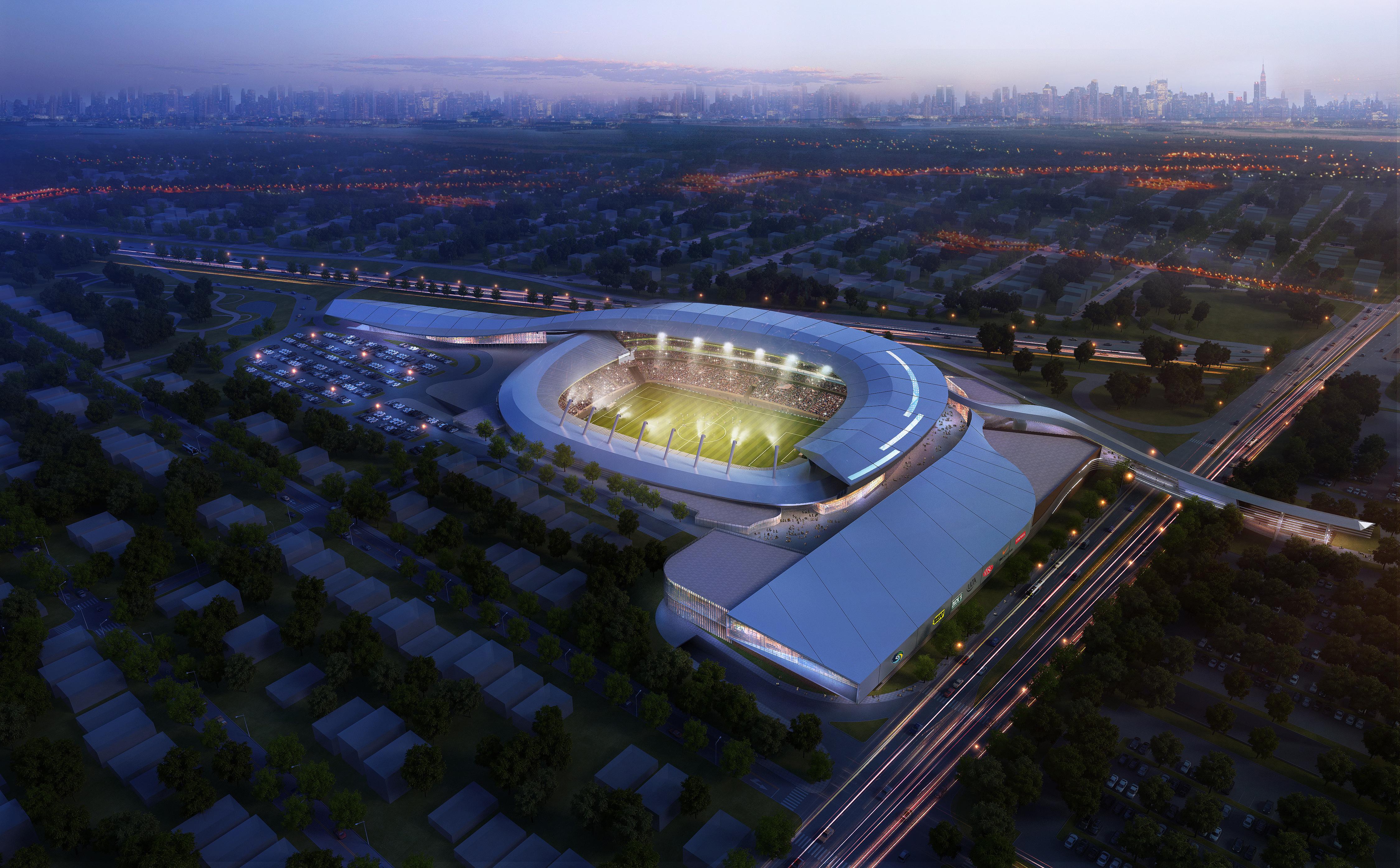 New York Cosmos Stadium Complex