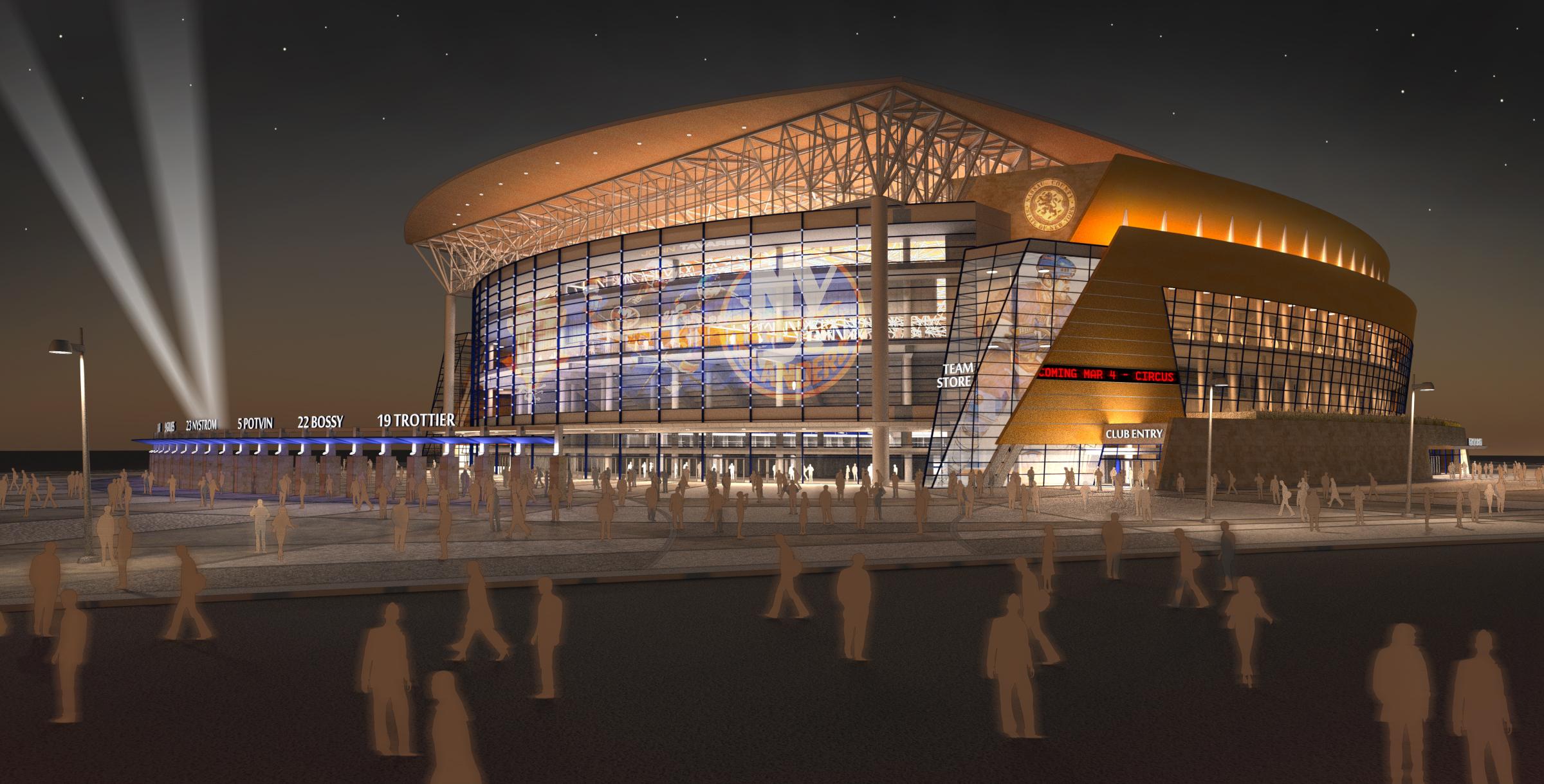 NHL NY Islanders – Nassau Coliseum