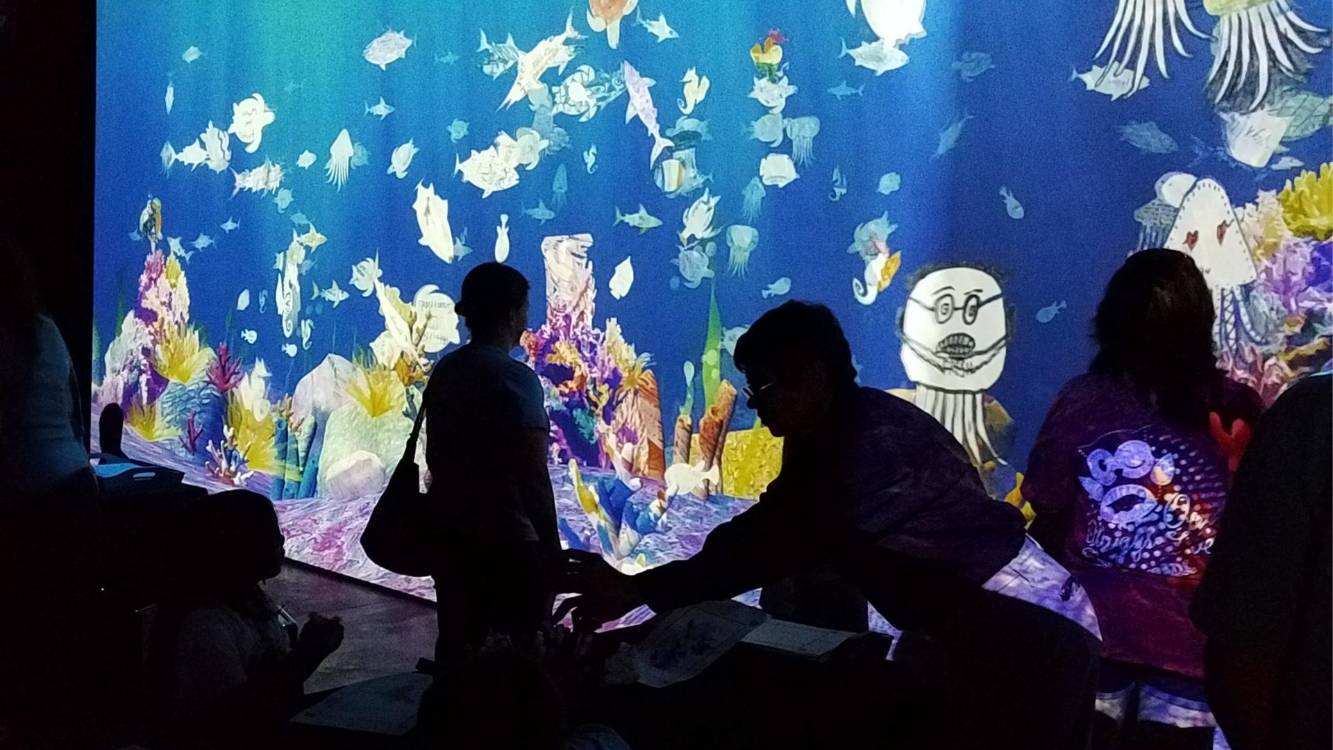 Oceans Aquarium NYC